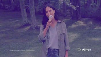 OurTime.com TV Spot, 'The Simple Things: A Walk and Some Ice Cream' - Thumbnail 4
