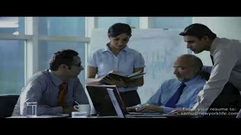 New York Life TV Spot, 'What's Important to You in a Career' - Thumbnail 1