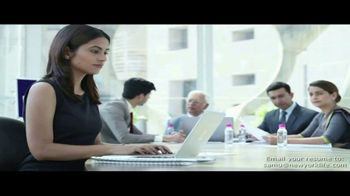 New York Life TV Spot, 'What's Important to You in a Career' - Thumbnail 8