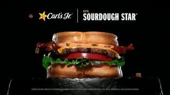 Carl's Jr. Sourdough Star TV Spot, 'Pura poesía: las estrellas se alinean' [Spanish] - Thumbnail 9