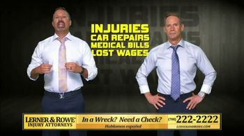 Lerner and Rowe Injury Attorneys TV Spot, 'Experience Proven Results' - Thumbnail 3