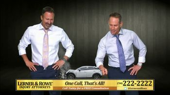 Lerner and Rowe Injury Attorneys TV Spot, 'Experience Proven Results' - Thumbnail 5