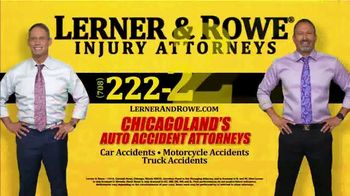 Lerner and Rowe Injury Attorneys TV Spot, 'Experience Proven Results' - Thumbnail 6