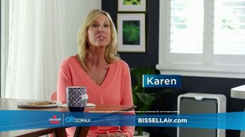 Bissell Air320 Max Air Purifier TV Spot, 'Floating in the Air'