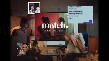Match.com TV Spot, 'Back-to-Backs' - Thumbnail 9