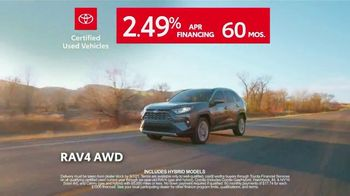 Toyota Certified Used Vehicles TV Spot, 'The Best of the Best' [T2] - Thumbnail 5