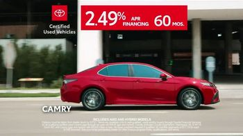 Toyota Certified Used Vehicles TV Spot, 'The Best of the Best' [T2] - Thumbnail 6