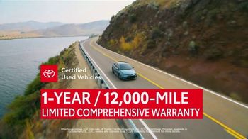 Toyota Certified Used Vehicles TV Spot, 'The Best of the Best' [T2] - Thumbnail 7