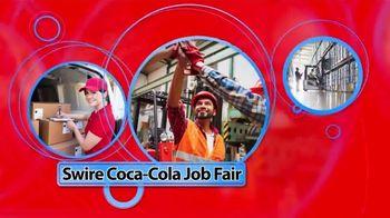 Swire Coca-Cola USA TV Spot, 'Job Fair: Wilsonville, OR' - Thumbnail 3