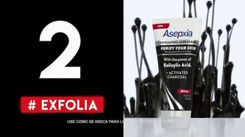 Asepxia Charcoal TV Spot, 'Back to School: carbón challenge' [Spanish] - Thumbnail 5