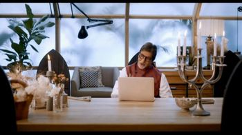 Bikaji Gol-Matol TV Spot, 'Video Call' Featuring Amitabh Bachchan - Thumbnail 1