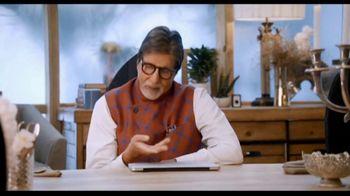 Bikaji Gol-Matol TV Spot, 'Video Call' Featuring Amitabh Bachchan - Thumbnail 2