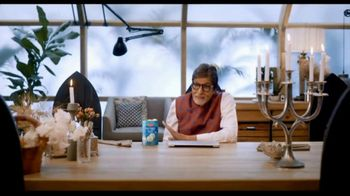 Bikaji Gol-Matol TV Spot, 'Video Call' Featuring Amitabh Bachchan - Thumbnail 5
