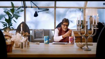 Bikaji Gol-Matol TV Spot, 'Video Call' Featuring Amitabh Bachchan - Thumbnail 7