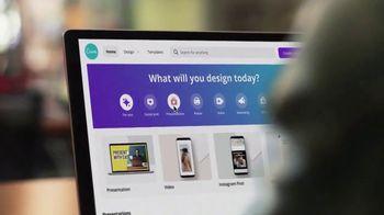 Canva TV Spot, 'Designing at School' - Thumbnail 3