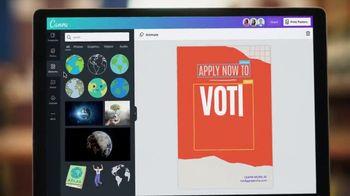 Canva TV Spot, 'Designing at School' - Thumbnail 6