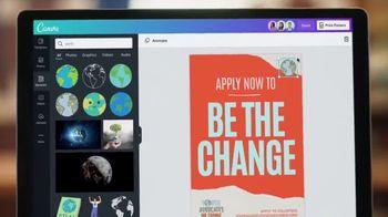 Canva TV Spot, 'Designing at School' - Thumbnail 7