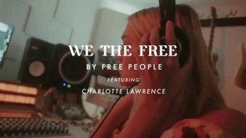 Free People TV Spot, 'We the Free' Featuring Charlotte Lawrence - Thumbnail 2