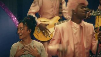 Taco Bell Toasted Breakfast Burritos TV Spot, 'Talk Show Dreaming' Featuring Lil Nas X - Thumbnail 7