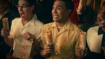 Taco Bell Toasted Breakfast Burritos TV Spot, 'Talk Show Dreaming' Featuring Lil Nas X - Thumbnail 8