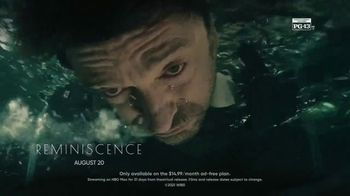 HBO Max TV Spot, 'In Theaters & Originals: Reminiscence and Scenes from a Marriage' - Thumbnail 4