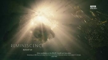HBO Max TV Spot, 'In Theaters & Originals: Reminiscence and Scenes from a Marriage' - Thumbnail 5