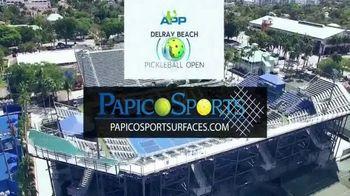 Papico Sports TV Spot, 'APP Delray Beach Pickleball Open: Official Court Surface' - Thumbnail 10