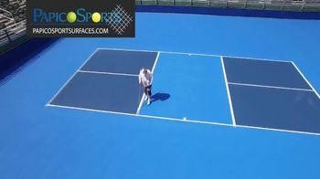 Papico Sports TV Spot, 'APP Delray Beach Pickleball Open: Official Court Surface' - Thumbnail 4