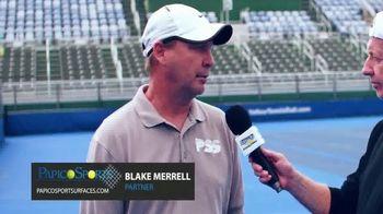 Papico Sports TV Spot, 'APP Delray Beach Pickleball Open: Official Court Surface' - Thumbnail 9
