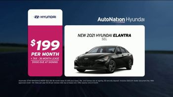 AutoNation Hyundai TV Spot, 'Go Time: 2021 Elantra SEL' - Thumbnail 5