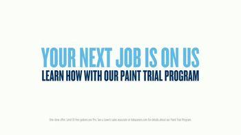 Valspar TV Spot, 'You Make it Happen: Paint Trial Program' - Thumbnail 6