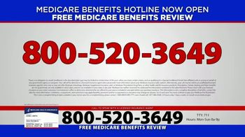 Medicare Coverage Helpline TV Spot, 'New Benefits Review' - Thumbnail 6