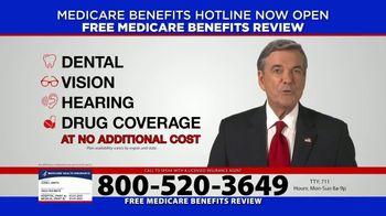 Medicare Coverage Helpline TV Spot, 'New Benefits Review' - Thumbnail 2