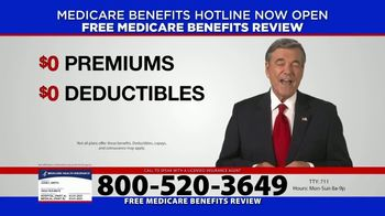 Medicare Coverage Helpline TV Spot, 'New Benefits Review' - Thumbnail 3