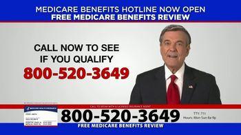 Medicare Coverage Helpline TV Spot, 'New Benefits Review' - Thumbnail 4