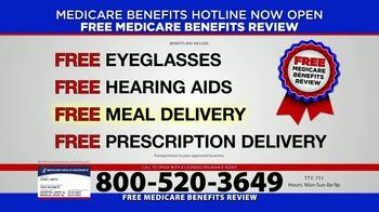 Medicare Coverage Helpline TV Spot, 'New Benefits Review' - Thumbnail 5