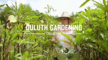 Duluth Trading Company Gardening Collection TV Spot, 'Comfort by Bushel' Song by Assaf Ayalon - Thumbnail 10
