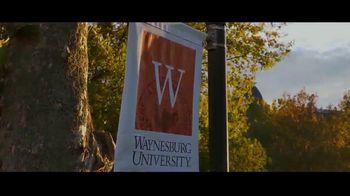 Waynesburg University TV Spot, 'Grow With Us' - Thumbnail 1