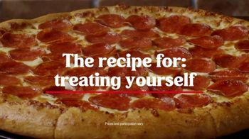 Pizza Hut TV Spot, 'Evergreen Recipe for Perfection'