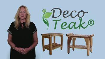 DecoTeak TV Spot, 'SnazzyCorner Shower Bench' - Thumbnail 1