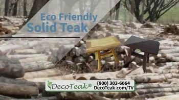DecoTeak TV Spot, 'SnazzyCorner Shower Bench' - Thumbnail 2