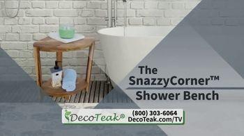 DecoTeak TV Spot, 'SnazzyCorner Shower Bench' - Thumbnail 6