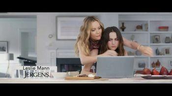 Jergens Original Scent TV Spot, 'Mother's Day: Dust Bowl Elbows' Featuring Leslie Mann, Maude Apatow - Thumbnail 1
