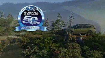 Subaru TV Spot, 'Celebrating 50 Years of Love' [T2]