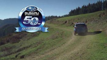 Subaru TV Spot, 'Celebrating 50 Years of Love' [T2] - Thumbnail 3