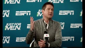 Just For Men Shampoo-In Color TV Spot, 'This Team Needs Results' Featuring Todd McShay