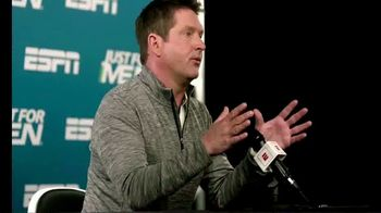 Just For Men Shampoo-In Color TV Spot, 'This Team Needs Results' Featuring Todd McShay - Thumbnail 2