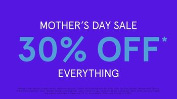 Zales Mother's Day Sale TV Spot, 'How Mom Shines: 30% Off: Diamonds'