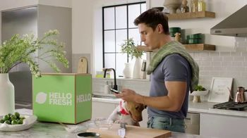 HelloFresh TV Spot, 'Skillet Shortcuts' Featuring Antoni Porowski - 163 commercial airings