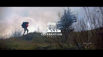 Jeep Celebration Event TV Spot, 'Great Deals Wait to Be Discovered' Song by FITZ [T2] - Thumbnail 1